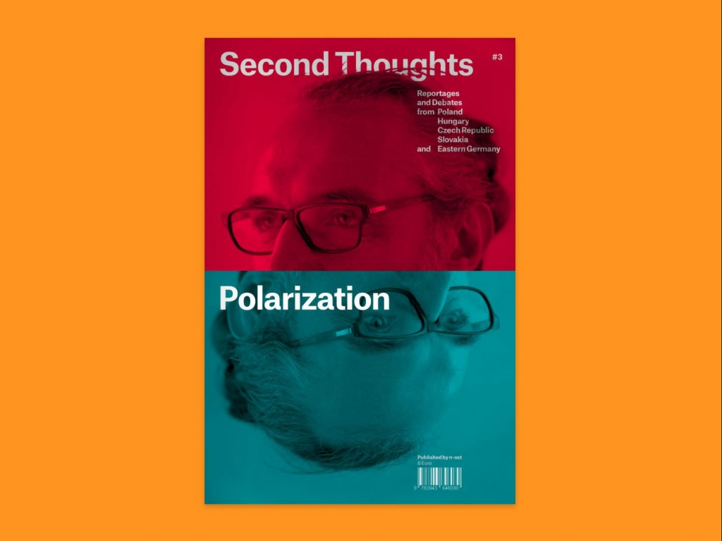 "This article is part of our new print publication ""Second Thoughts - Polarization"". Below you find a link to the magazine."